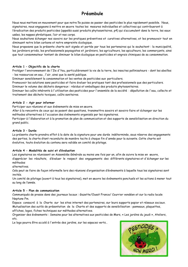 p2 Charte